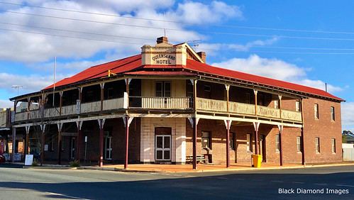 The Queensland Hotel, Barmedman, South West NSW
