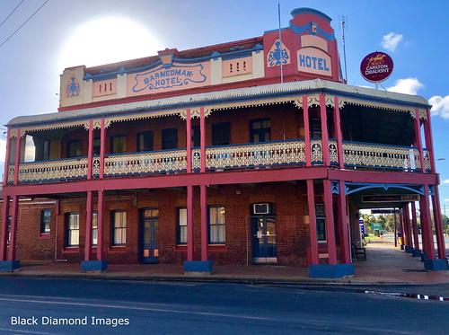The Barmedman Hotel, Barmedman, South West, NSW