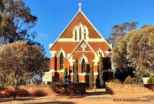 St Joseph's Catholic Church, Barmedman, South West, NSW