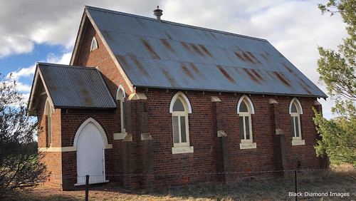 The Methodist Church - Built Circa 1914/15, Hill St, Mirrool, South West, NSW