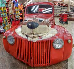 buck-ee truck