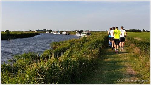2019-06-22 Marathon Sneek en Meer - 5