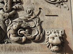 Door of Palais de Justice