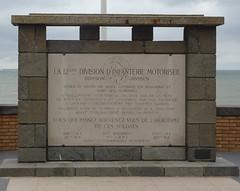 Bray-Dunes memorial de la Division Janssen