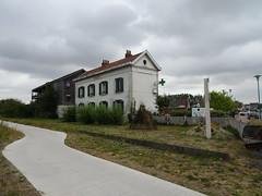 Zuytcoote l'ancienne gare