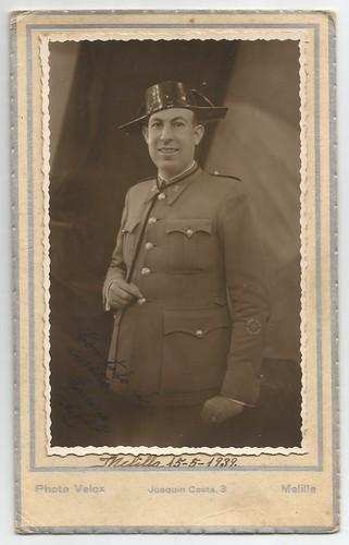 Militar Lorenzo Encinas