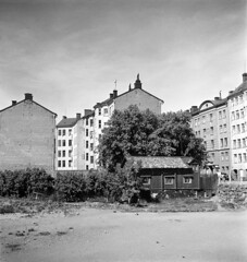 Unknown place in Stockholm city, Sweden