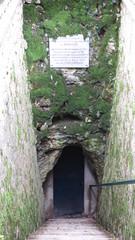 Grotte de Villars - cave entrance