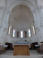 Villebois - Église Saint-Romain (2)