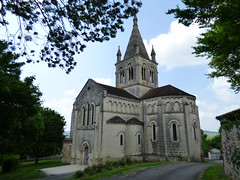 Villebois - Église Saint-Romain - Photo of Édon
