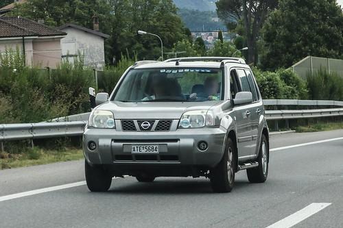 Greece (Arta) - Nissan X-Trail