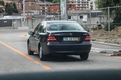 Portugal - Mercedes-Benz C 220 CDI W203
