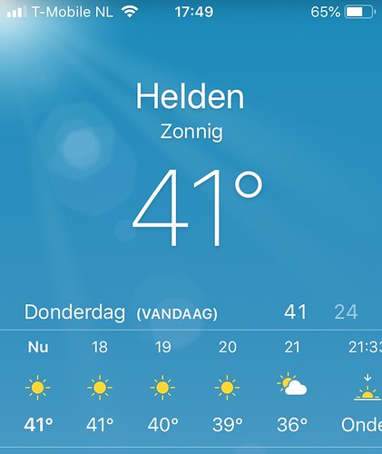41 Graden / Zomer in Nederland / Helden