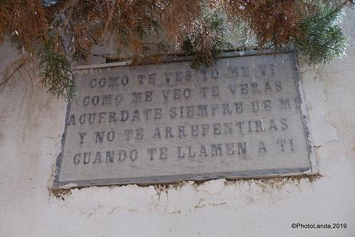 Cementerio de Carataunas