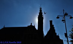 Haarlem - silhuetas