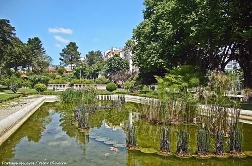 Jardim da Ameixoeira - Lisboa - Portugal 🇵🇹