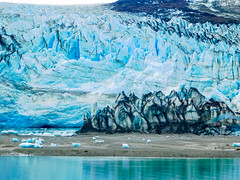 Lamplugh Glacier and Glacier Bay Nat'l Park