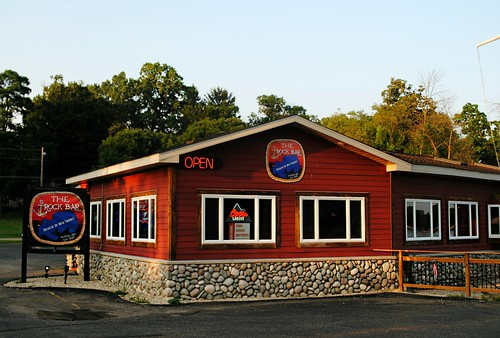 The Rock Bar - Powers Lake, Wisconsin
