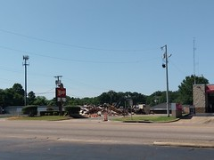 Curious turn of events at the Stateline Rd. Wendy's