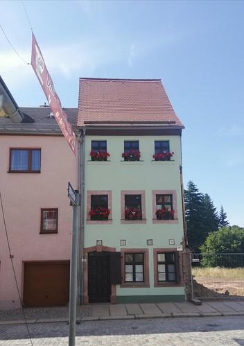 Geburtshaus von Karl May in Hohenstein Ernstthal