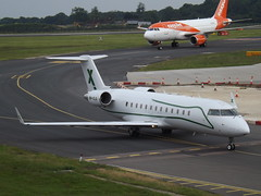 9H-CLG Bombardier Challenger 850 (Air X Charter Ltd)