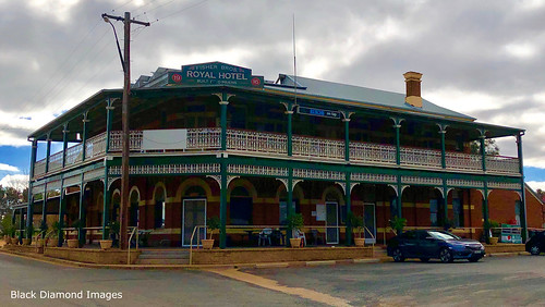 Fisher Brothers Royal Hotel, Mirrool, South West, NSW