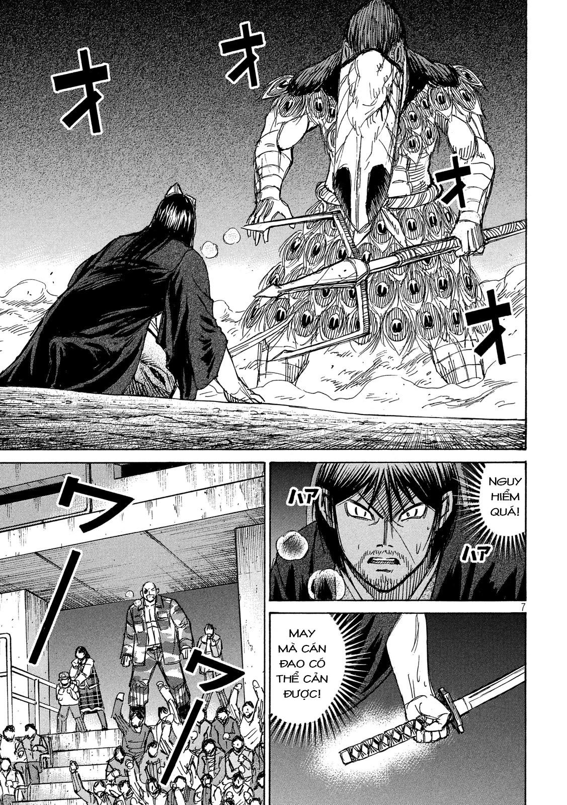Higanjima ss3-chapter-209 trang 7