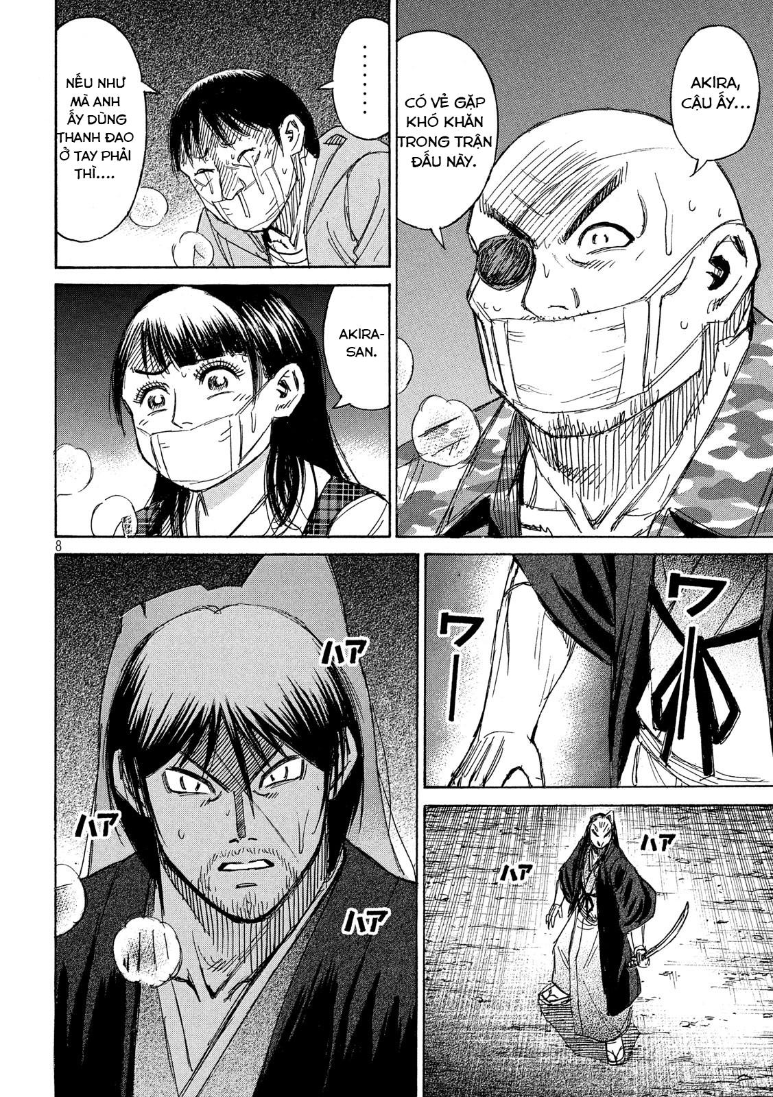 Higanjima ss3-chapter-209 trang 8