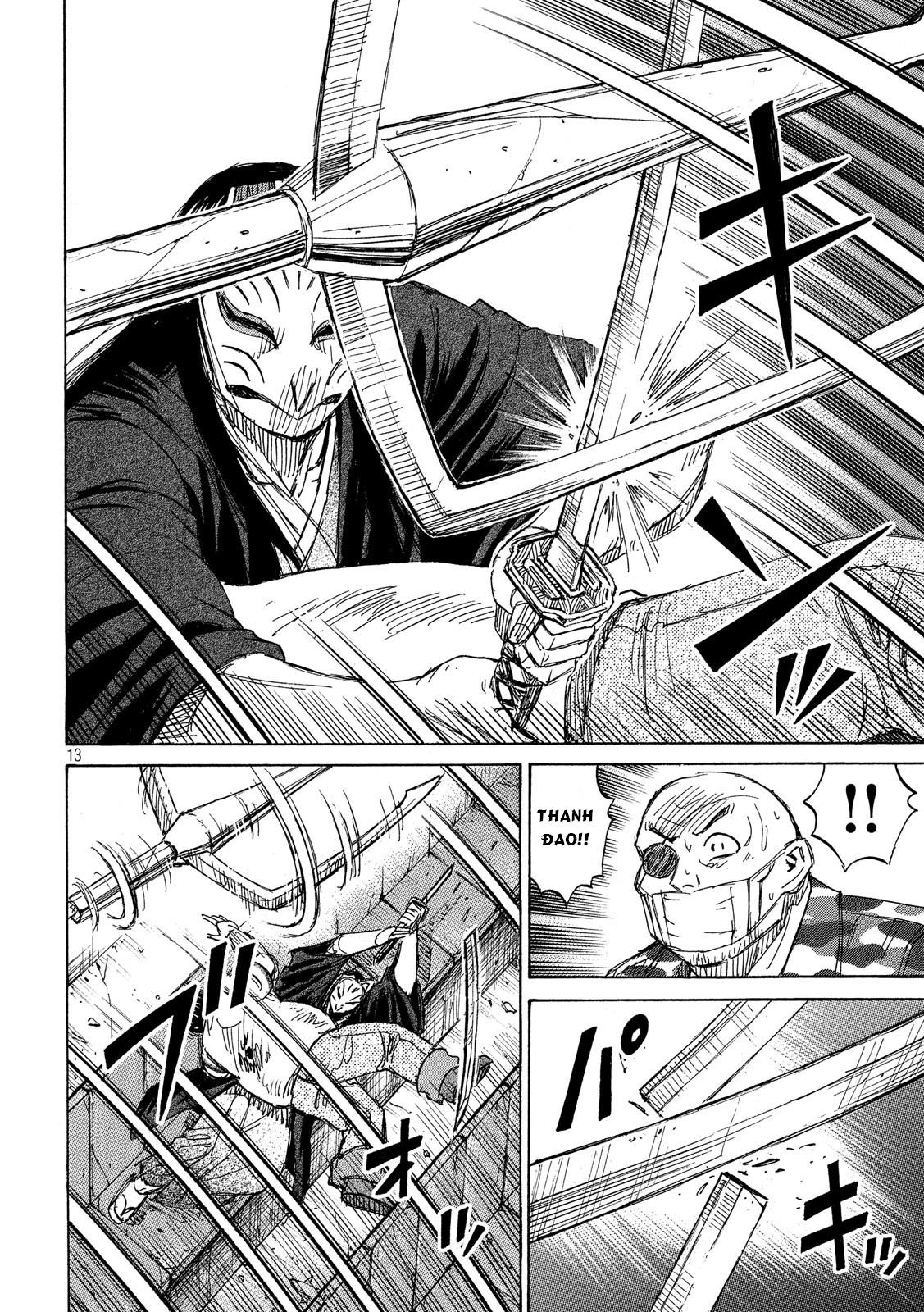 Higanjima ss3-chapter-210 trang 13