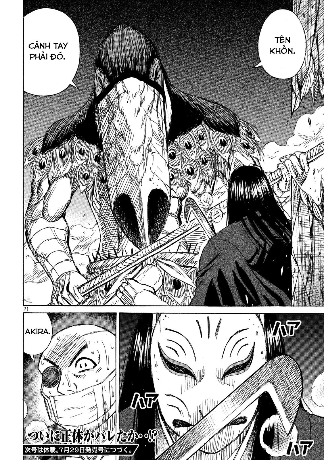 Higanjima ss3-chapter-210 trang 21