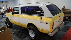 1980 International Scout Traveler Rallye