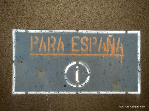 Para España.