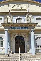 La façade du Pixel Museum (Schiltigheim)