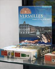 Deux grands jeux culturels français (Pixel Museum, Schiltigheim)