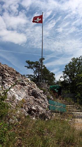 Balsthal-Auf der Holzflue (734 m.ü.M.)