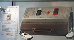 Visiomatic 101, la première console de jeu française (Pixel Museum, Schiltigheim)