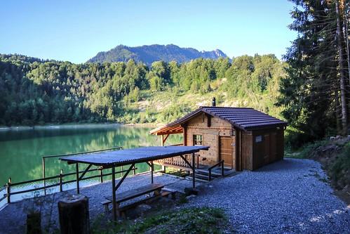 La Gruyère - Lac de Montsalvens / Ref.02400