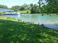 Arleux.- le Canal du Nord (4) - Photo of Abancourt