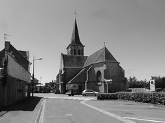 Arleux .- L'Eglise St Nicolas (2) - Photo of Sailly-en-Ostrevent