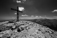MONTE PRIORA e PIZZO BERRO dall'Ambro (Monti Sibillini)