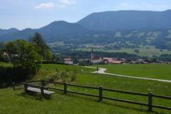 Bayern, Blick vom Samerberg