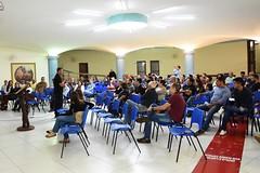 25-07-2019: Técnico Alemão palestrou na Catedral de Londrina