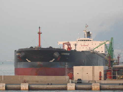 NORDROSE Crude Oil Tanker  - Flag: Portugal - Algeciras Port - Spain
