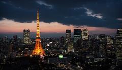 tokyo sunset 02
