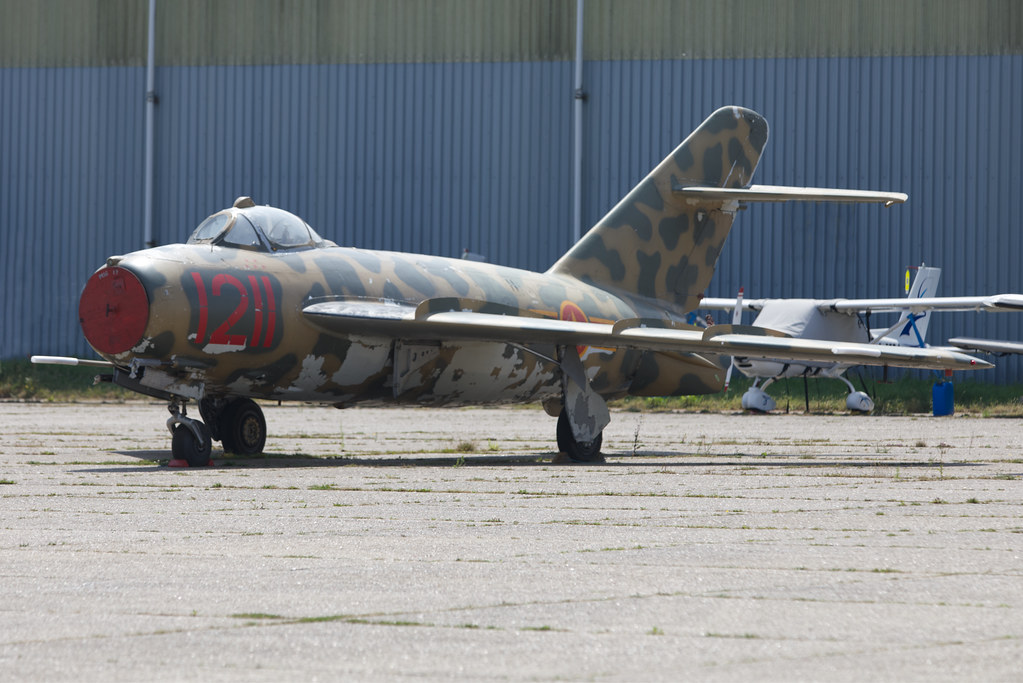 PZL-Mielec Lim-5 (MiG-17F) G-MIGG 5D4_4236 - Download Photo
