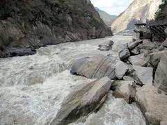Jinsha River Rapids