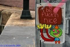 Amsterdam - arte urbana