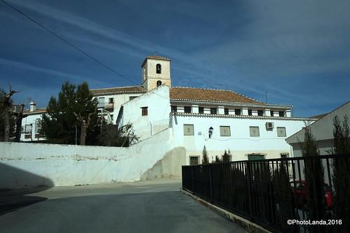 Iglesia de Darro