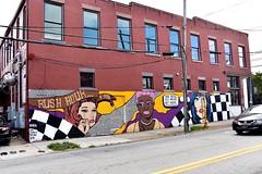 Mural - Boulevard NE Atlanta