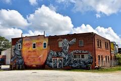 Mural - Edgewood Atlanta